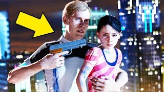 I HAVE TO SAVE HER! Detroit: Become Human Walkthrough Gameplay Part 1!