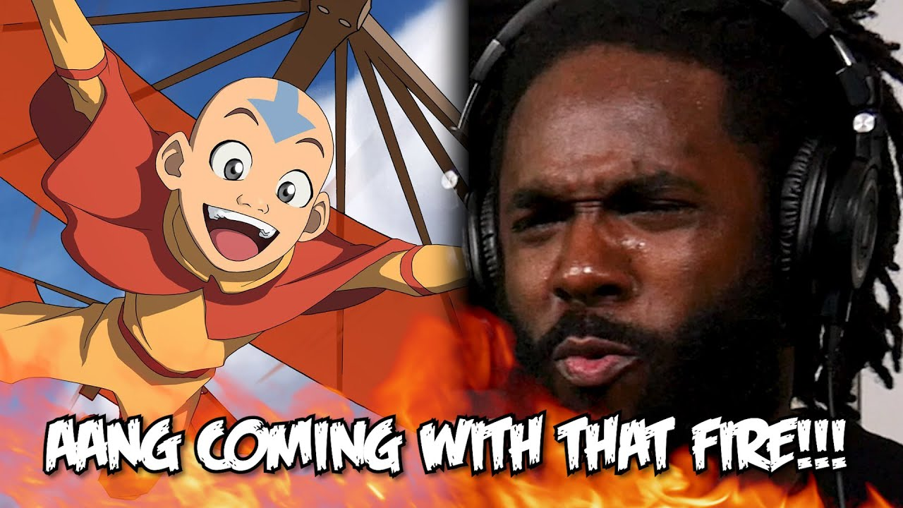 Dreaded Yasuke Reacts To TEAM AVATAR RAP   RUSTAGE ft. Shwabadi, Connor Quest! & More