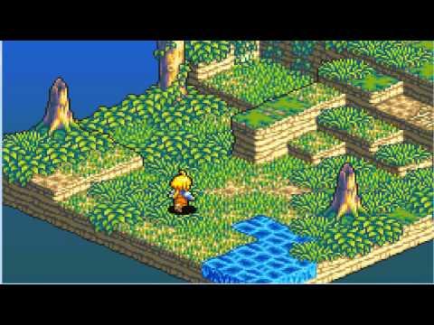 Let's Play Final Fantasy Tactics Advance Part 12 Man vs Viera