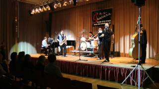 Cadillac Boogie - Jimmy Liggins -The Hot Shakers - live im Festsaal Brunn am Gebirge