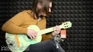 Классическая гитара для детей STAGG C510 CHAMELEON(STAGG C510 CHAMELEON http://bit.ly/1YqHTkQ – это уменьшенная классическая гитара размера 1/2. Её основное предназначение –..., 2015-05-21T05:08:39.000Z)