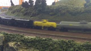 DD51 貨物列車