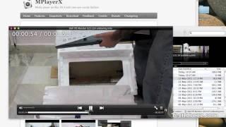 MPlayerX for Mac OS X a free Video Media Player