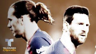 Nuevo lío Messi Griezmann por unas supuestas declaraciones del francés Telemundo Deportes