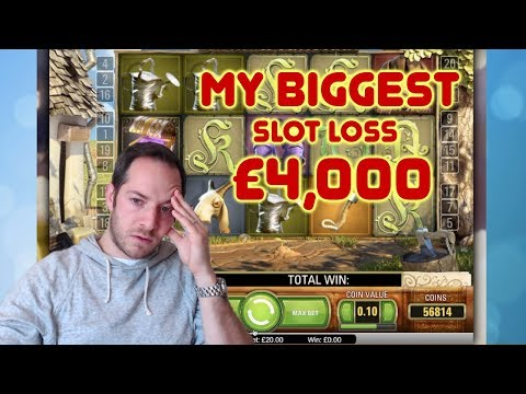 🔊 £4,000 RECORD LOSS on 1 Game!! 😱 Bonus Compilation Gone Wrong!!! 🎰