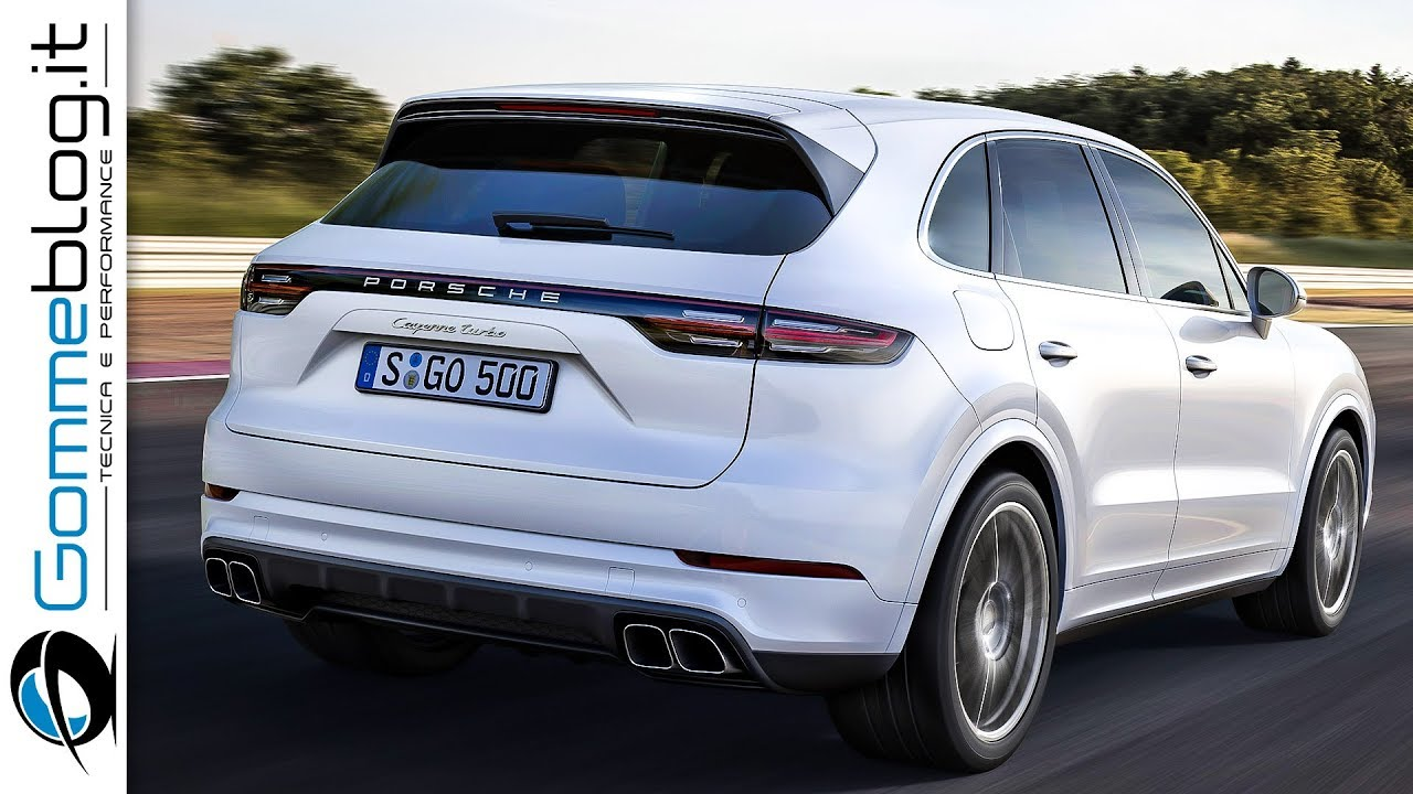2018 New Porsche Cayenne Turbo Even More 911 In An Suv