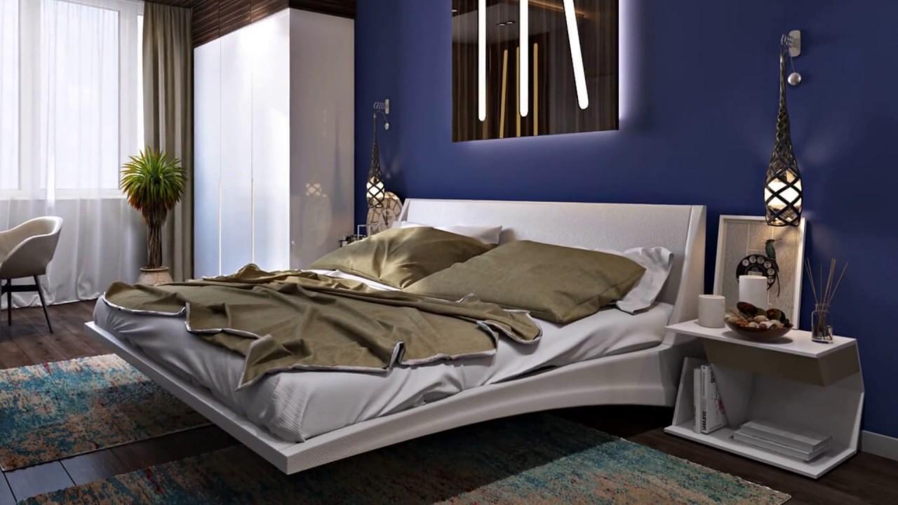Современная спальня 2019 года: модный интерьер-дизайн.