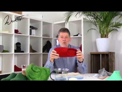 WoolFit® Der Gemütlichste Hausschuh Der Welt!