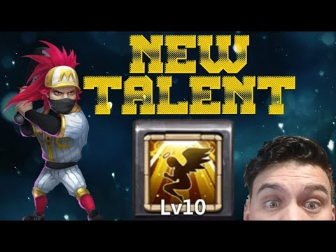 True Piety   New Talent   Ronin   Castle Clash    December Update 2019
