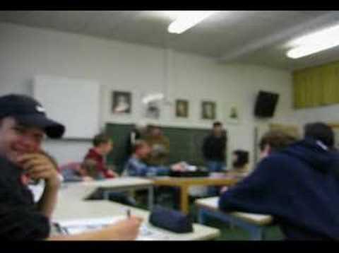Im Musikunterricht PRSW klasse 9.c