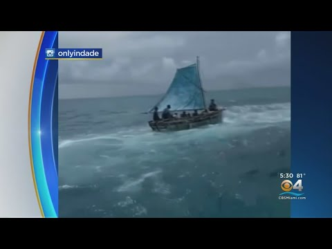 More Cuban Migrants Making Dangerous Journey Across The Florida Straits