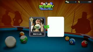 8 ball pool || My first match || part 1