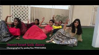 Sweetheart - Full Video | Kedarnath | Sushant Singh | Sara Ali Khan  | cover Dance