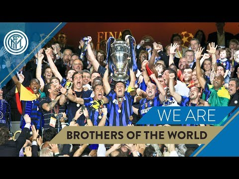"""FC Internazionale Milano: """"We are Brothers of the World"""""""