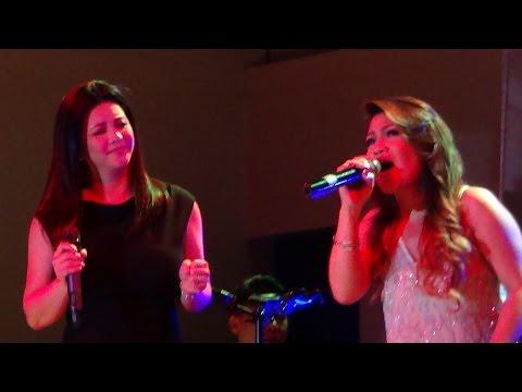 REGINE VELASQUEZ & DESSA - Butterfly (Live @ Zirkoh!)