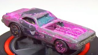 Extreme Redline Restoration: Hot Wheels 1971 Bye-Focal
