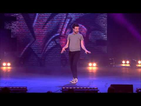 Jack Whitehall Live DVD 2012 - Farmers Market Sequence