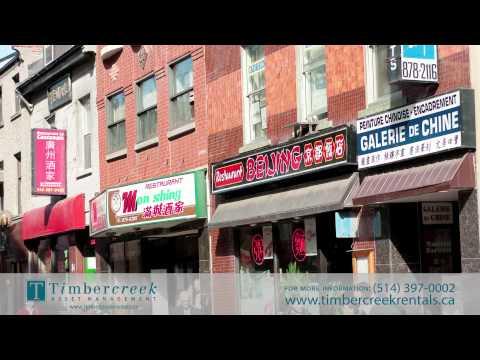 345 Rue de la Gauchtier, Montreal, Quebec- managed by  Timbercreek Asset Management