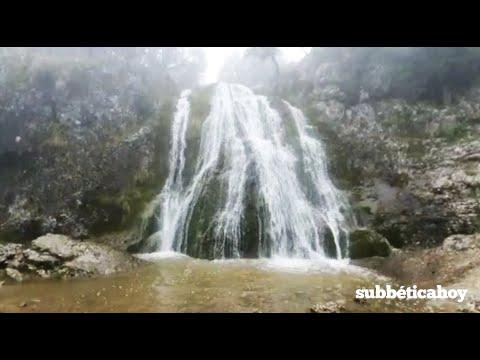 VÍDEO: Las lluvias dejan hermosas imágenes de una Nava de Cabra rebosante de agua