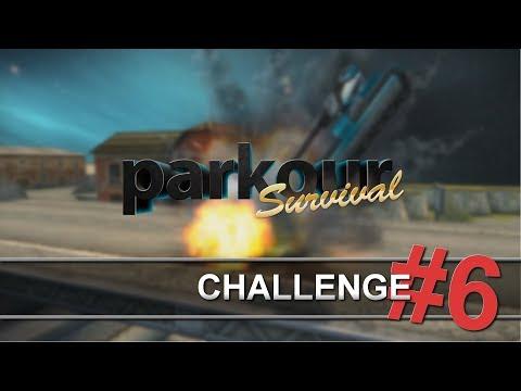 Tanki Online | Parkour Survival Challenge #6