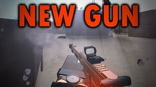 THE NEW GUNS ON ROBLOX PHANTOM FORCES...!
