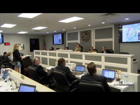 10 25 2016 Brookhaven Council defers MARTA TOD vote 90 days