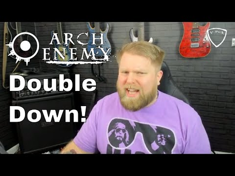 Rage Time 2 | Angela Gossow Doubles Down! Arch Enemy #ArtEnemy Mp3
