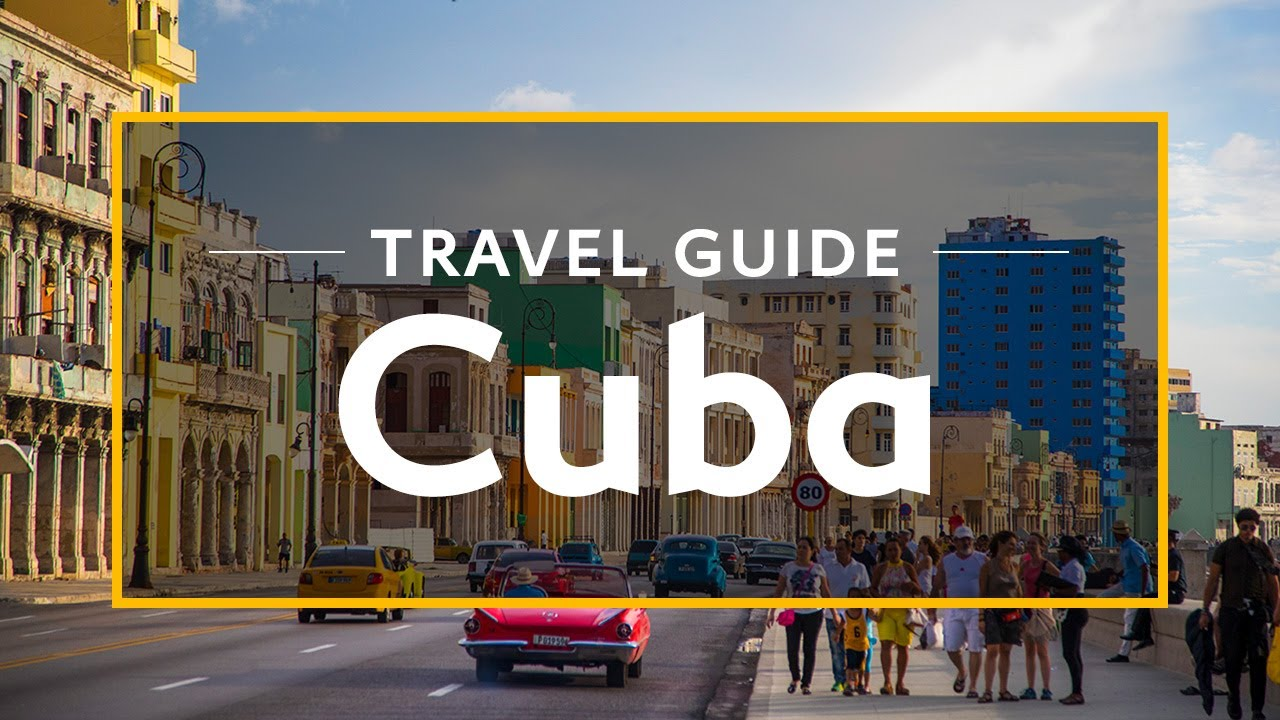 cuba vacation travel guide expedia 4k youtube