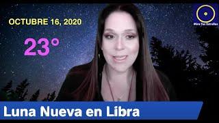 LUNA NUEVA en LIBRA Octubre 16, 2020 y Cómo Afectará a los Signos