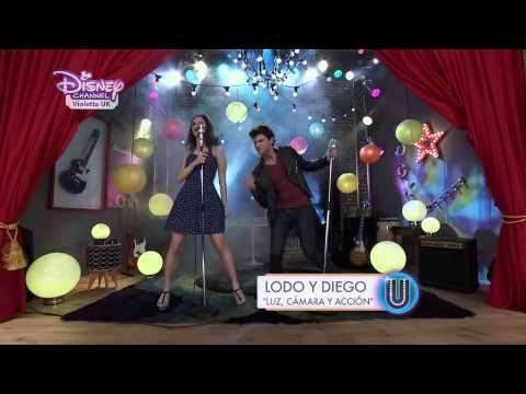 Violetta  The UMix   Who Going to the