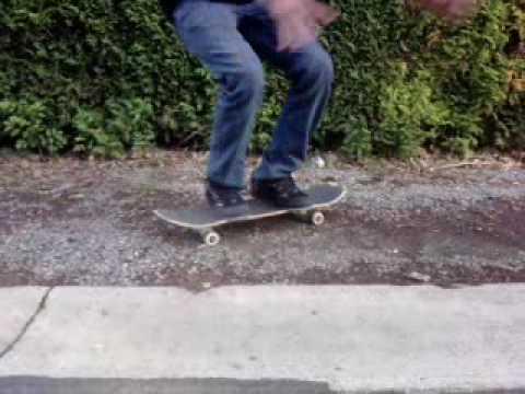 Low flip rv
