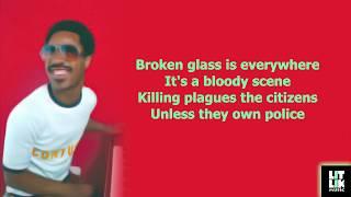 Stevie Wonder - Village Ghetto Land (Lyrics)