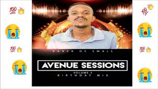 AmaPiano Special Guest Mix Avenue Session Vol 3 Birthday Mix Mixed By Kabza De Small