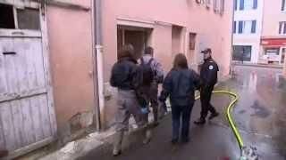 Saône-et-Loire : un incendie mortel a eu lieu à Mâcon