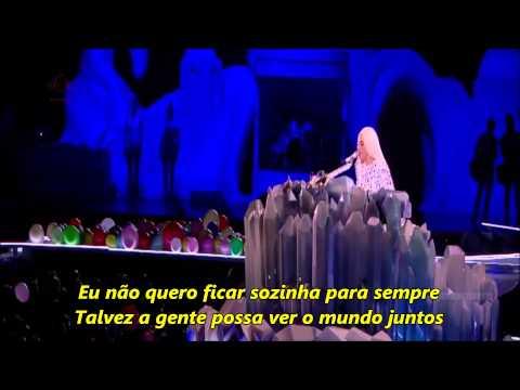 Lady Gaga - Gypsy - LiveStream Yahoo [LEGENDADO]