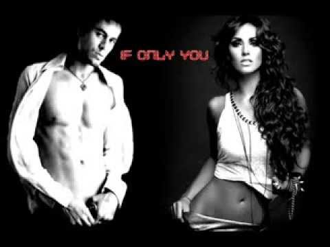 Enrique Iglesias Feat  Anahí..   If Only You NEW SONG 2014
