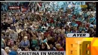 LOS DERECHOS HUMANOS SEGUN MACRI - 11-12-14