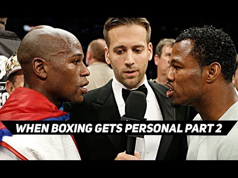 When Boxing Gets