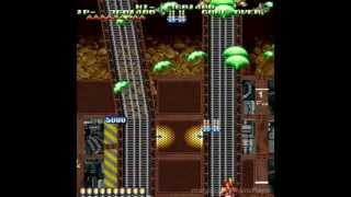 Fire Barrel Loop2 1993 Irem Mame Retro Arcade Games