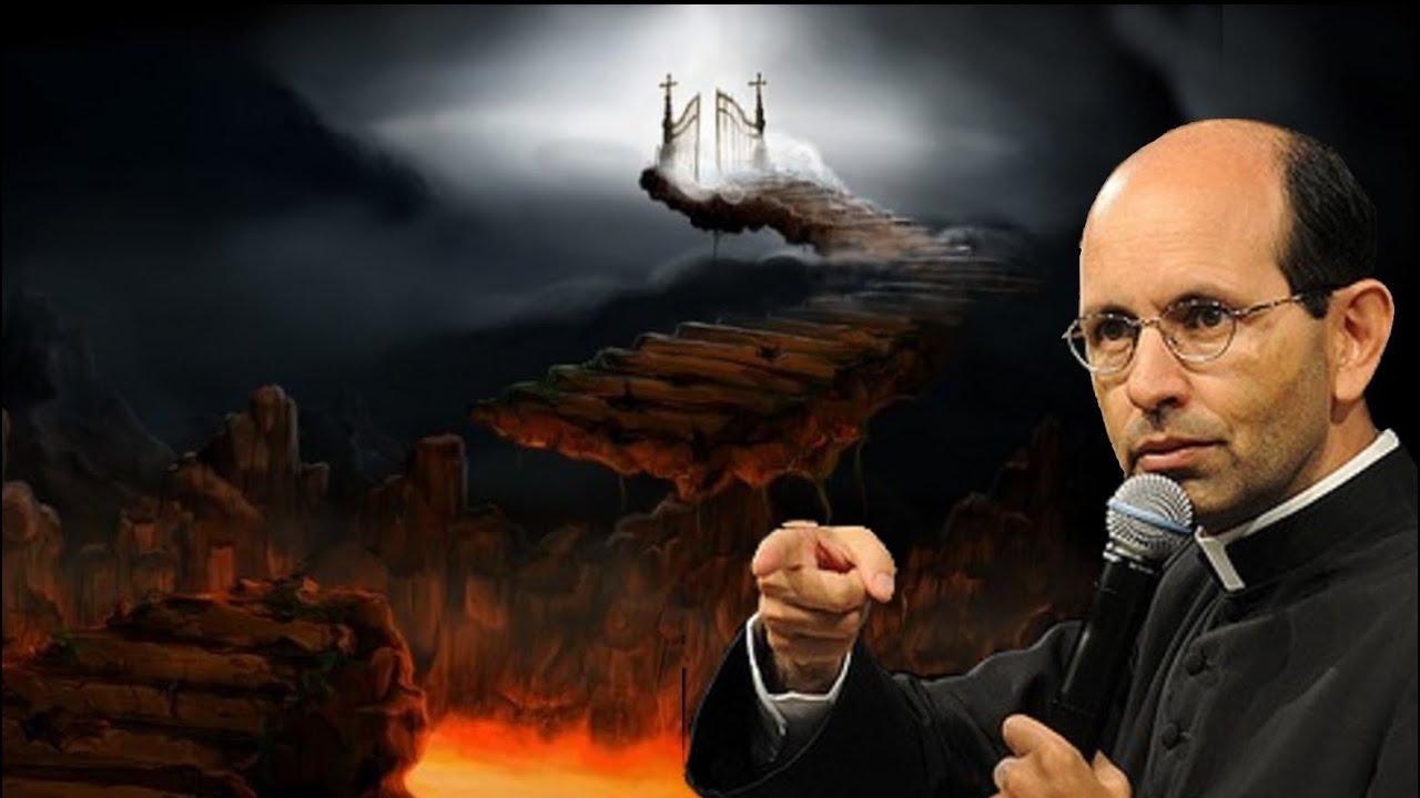Você está na rampa para o inferno - Padre Paulo Ricardo
