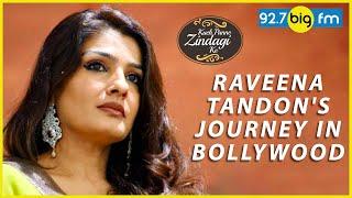 Raveena Tandon's Jou...