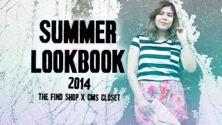 Summer Lookbook 2014: The Find Shop X CMS Closet Thumbnail
