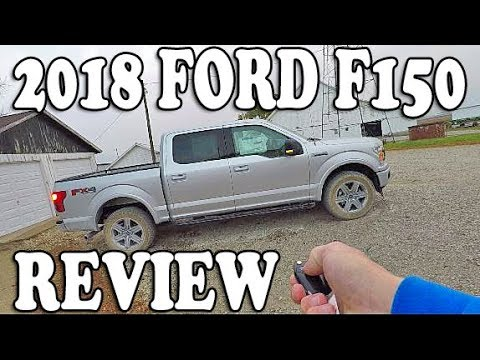 2018 Ford F150 REAL LIFE Review