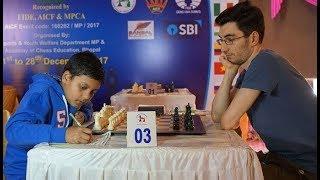 10 yrs Souhardo Basak beat GM: Biggest chess upset
