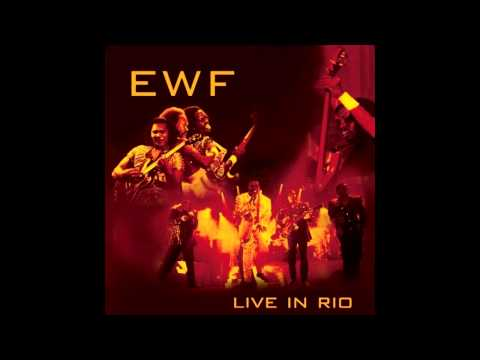 Earth Wind and Fire - Live in Rio (full album)