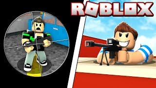 WHO IS THE BEST SNIPER IN ROBLOX?! (Sniper Simulator)