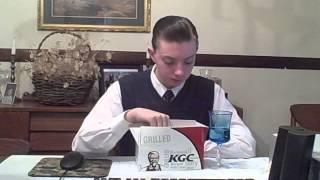 KFC Boneless Chicken -- Running On Empty -- Food Review