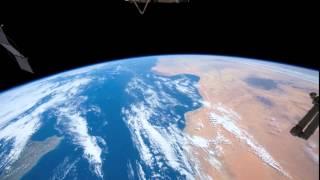 Entspannung ! Die Erde Vom Weltraum aus Gesehen