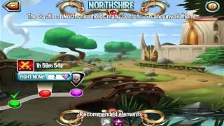 Age Of Castles Island In Monster Legends GamePlay Episode 1