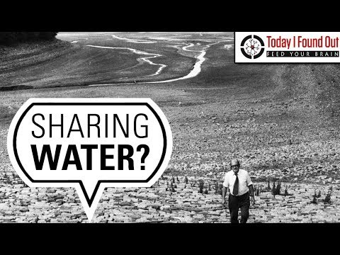 Bathing with a Friend - The Drought of 1976